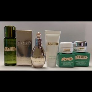 *La Mer travel/trial collection